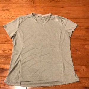 Adidas Women's active wear t-shirt